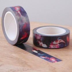 Masking tape Carpe Koï