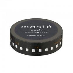 masking tape negative film masté