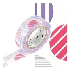 masking tape arch pink