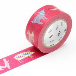 masking tape mt  Animal Dot