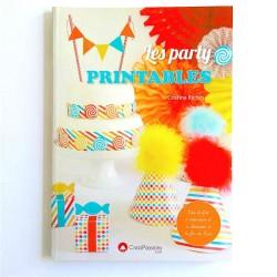 livre Les party prenables diy déco pour table de fête