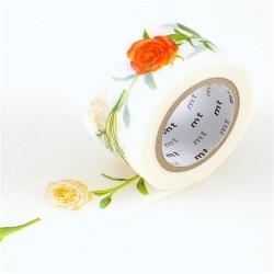 masking tape hana fleurs