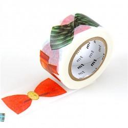 masking tape nœuds & rubans