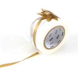 masking tape large ruban doré