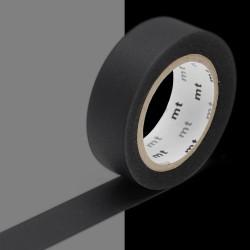 masking tape noir mate washi tape matte black uni for déco