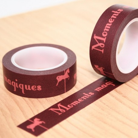 masking tape moments magiques