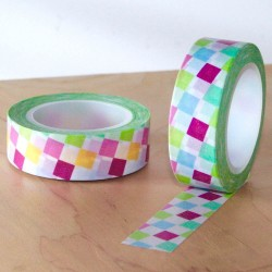 masking tape square colors