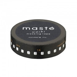 masking tape negative film masté