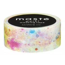 masking tape white cosmic masté