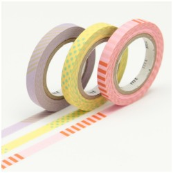 masking tape slim deco A