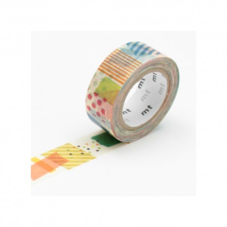 masking tape enfant collage washi tape colors