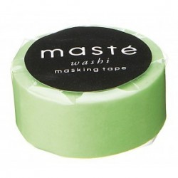 masking tape neon light green washi tape vert fluo
