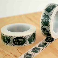 masking tape  photo happy