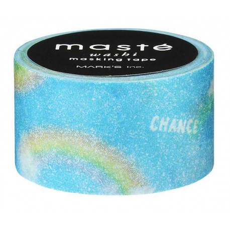 masking tapes masté arc en ciel washi tape rainbow