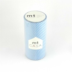 masking tape casa strip light blue 10 cm