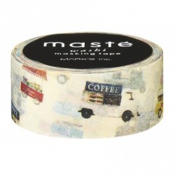 Masking tape Masté magasin ambulant