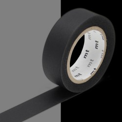 masking tape noir mate washi tape matte black uni for déco