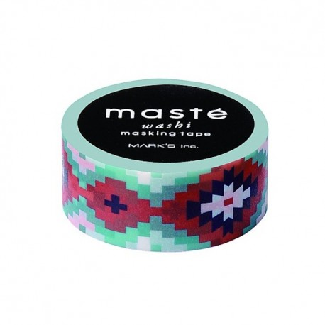 masking tape Bohemian Ortega washi tape native square