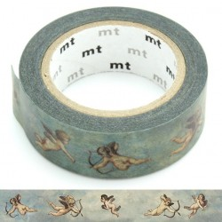 masking tape angel Michelangelo washi tape ange Michelange