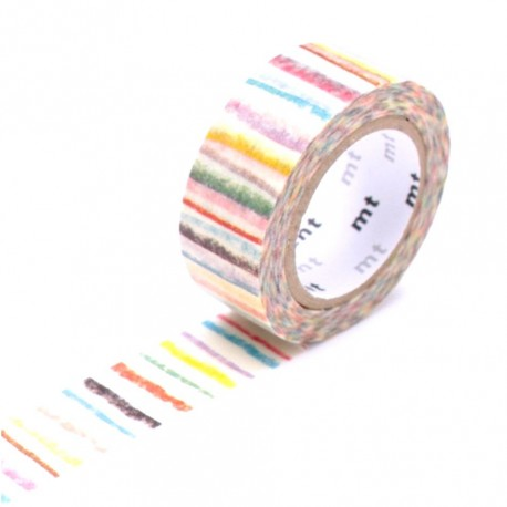 masking tape enfant traits crayons de couleur washi tape pencil color