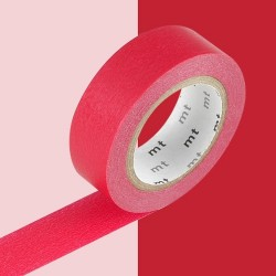masking tape uni rouge / red