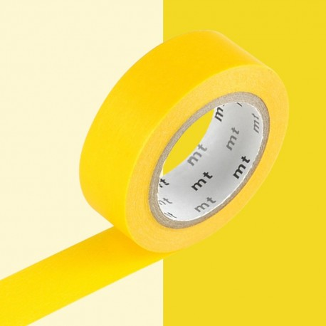 masking tape yellow washi tape jaune