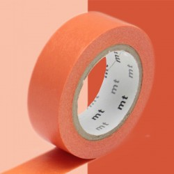 masking tape ninepin brique washi tape orange