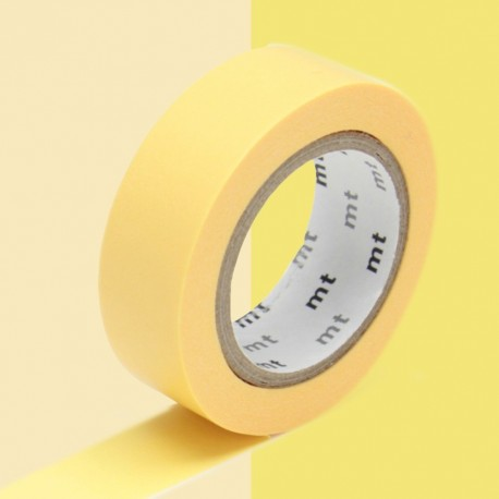 masking tape tamale jaune washi tape yellow