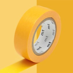 masking tape orangé himawari washi tape orange