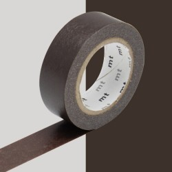 masking tape cocoa marron washi tape brown