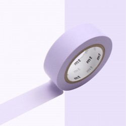 Masking tape uni pastel purple