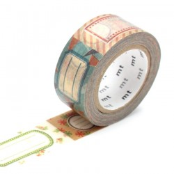 masking tape étiquettes / label washi tape mark